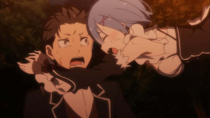 The Real Entrapment of Re:Zero