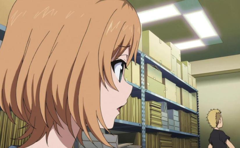 Moe, Maturity and Reading Like a Man: Beneath the Surface of Shirobako
