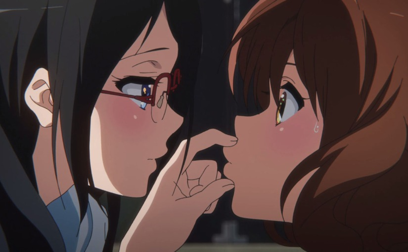 Quiet, Euphonium! I Want to Hear theRest.